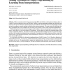 Scaling Up Inductive Logic Programming by Learning from Interpretations