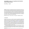 Schedulability analysis of a graph-based task model for mixed-criticality systems