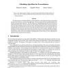Scheduling Algorithms for Procrastinators