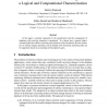 Schema Evolution and Versioning: A Logical and Computational Characterisation