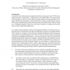 Scholarly Monographs: The Unacknowledged Dimension of Electronic