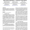Scopira: an open source C++ framework for biomedical data analysis applications -- a research project report