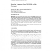 Scripting Language Open PROMOL and its Processor