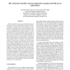 SEC: Stochastic Ensemble Consensus Approach to Unsupervised SAR Sea-Ice Segmentation
