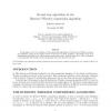 Second step algorithms in the Burrows-Wheeler compression algorithm