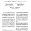 Secure Comparison of Encrypted Data in Wireless Sensor Networks