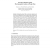 Security Evaluation Against Electromagnetic Analysis at Design Time