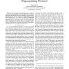 Security Flaws in Kuribayashi-Tanaka Fingerprinting Protocol