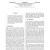 Segmentation for English-to-Arabic Statistical Machine Translation