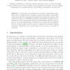 Segmentation of Rigid Motion from Non-rigid 2D Trajectories