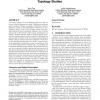 Selecting representative IP addresses for internet topology studies