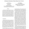 Self-Adaptive Dissemination of Data in Dynamic Sensor Networks
