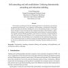 Self-annealing and self-annihilation: unifying deterministic annealing and relaxation labeling
