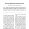 Self Calibration of the Fixation Movement of a Stereo Camera Head