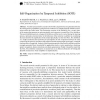 Self-Organization by Temporal Inhibition (SOTI)