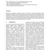 Self-Organization in Sensor Networks using Bio-Inspired Mechanisms