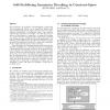 Self-Stabilizing Symmetry Breaking in Constant Space