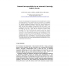 Semantic Interoperability for an Autonomic Knowledge Delivery Service
