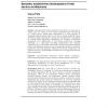 Semantic model-driven development of web service architectures