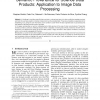 Semantic Provenance for Science Data Products: Application to Image Data Processing