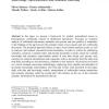 Semantic representation of multimedia content: Knowledge representation and semantic indexing