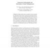 Semantic Technologies for Enterprise Cloud Management