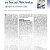 Semantic Web and Semantic Web Services: Father and Son or Indivisible Twins?