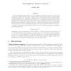Semi-algebraic Ramsey numbers