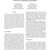 Semi-Automatic Distribution Pattern Modeling of Web Service Compositions using Semantics