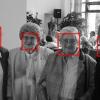 Semi-supervised boosting using visual similarity learning
