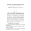 Sensitivity Analysis in Linear Semi-Infinite Programming via Partitions