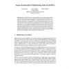 Sensors for Detection of Misbehaving Nodes in MANETs