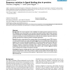 Sequence variation in ligand binding sites in proteins