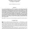 Sequencing-by-hybridization at the information-theory bound: an optimal algorithm