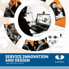 Service innovation and design