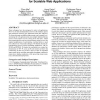Service-oriented data denormalization for scalable web applications