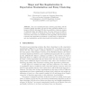 Shape and Size Regularization in Expectation Maximization and Fuzzy Clustering