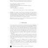 Shape preserving histogram approximation