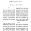 Shaping Event-Based Haptic Transients Via an Improved Understanding of Real Contact Dynamics