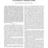 Shaping Realistic Neuronal Morphologies: An Evolutionary Computation Method
