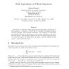 Shift Equivalence of P-finite Sequences