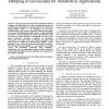 Shock immunity enhancement via resonance damping in gyroscopes for automotive applications