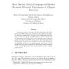 Short Queries, Natural Language and Spoken Document Retrieval: Experiments at Glasgow University