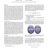 SHREC'08 entry: 3D face recognition using facial contour curves