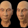 Simplified facial animation control utilizing novel input devices: a comparative study