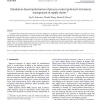 Simulation-based optimization of process control policies for inventory management in supply chains