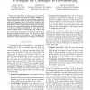 Simulation of Consensus Based Approaches to Mitigate the Challenges in Crowdsourcing