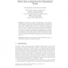 Simulation of Nonlinear Thermomechanical Waves with an Empirical Low Dimensional Model