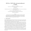 SINAI at CLEF 2003: Decompounding and Merging