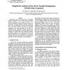 Singularity analysis of the HALF parallel manipulator with revolute actuators